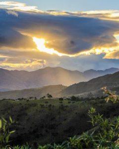 Loja, Ecuador 👣 #landscape #landscapephotography #sunset #atardecer #sunshine #trees #nature #natur