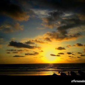 Pedernales, Manabi, Ecuador Uno de los momentos únicos de la vida, es la maravilla de un cielo tan encantador lle