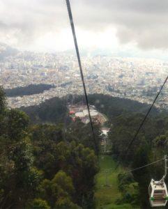 El Teleferico – Quito Quito, la segunda ciudad más alta del mundo. 🌎 #TelefericoUio . . Quito, the second-h