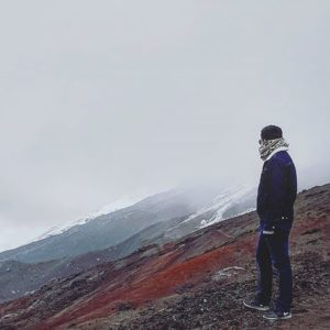 Cotopaxi Breathtaking👣. Defenelity  One of the best experience I ever had.. @  a height of ove