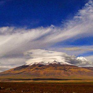 Volcán . Reserva Eduardo Avaroa. . Uyuni - Bolivia. . #paisajesbonitos #southamerica