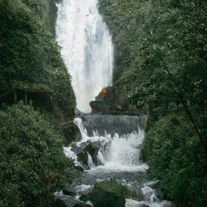 Peguche, Imbabura, Ecuador  CASCADA DE PEGUCHE - OTAVALO - PROVINCIA DE IMBABURA #Peguche #ProvinciaDeImbabura