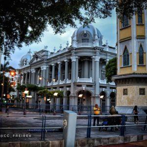 Guayaquil, Ecuador El Palacio Municipal de Guayaquil, también conocido como Cabildo porteño o simplement