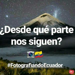 Comenten… #FotografiandoEcuador #ecuadorpotenciaturística #ecuadoramalavida #disco