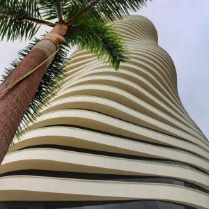 Guayaquil, Ecuador Torre The Point es el edificio más alto del Ecuador, ubicado en la ciudad de Santiago