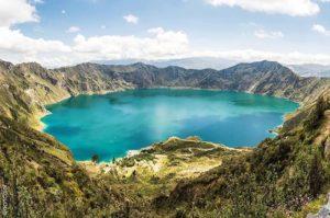 Laguna Del Quilotoa  LAGUNA DE QUILOTOA – PROVINCIA DE COTOPAXI  #Quilotoa #ProvinciaDeCotopaxi #EcuadorE