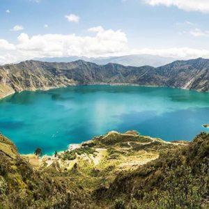Laguna Del Quilotoa  LAGUNA DE QUILOTOA - PROVINCIA DE COTOPAXI #Quilotoa #ProvinciaDeCotopaxi #EcuadorE