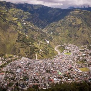 Baños, Tungurahua, Ecuador  BAÑOS - PROVINCIA DE TUNGURAHUA #Baños #ProvinciaDeTungurahua #EcuadorEnTusOjos #Ec