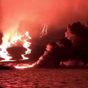 Isabela Island Volcán Sierra Negra // Isla Isabela – Galápagos 🌊🌋🔥 #Galápagos #EcuadorEnTusOjos #Ec