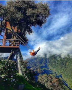 Casa del árbol.  Foto: @labrujalaviajera  #FotografiandoEcuador  #ecuadorpotenciaturí