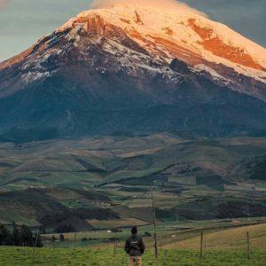 Volcán Chimborazo.Foto: @robinski__#FotografiandoEcuador  #ecuadorpotenciaturísti