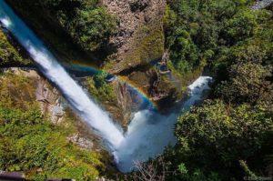 Baños, Tungurahua, Ecuador  PAILÓN DEL DIABLO – BAÑOS – PROVINCIA DE TUNGURAHUA  #Baños #ProvinciaDeTumgurahua #