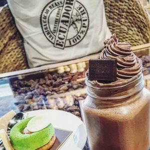 Republica del Cacao Amazing Dark Chocolate Drink🤗🤗👍.. Quito Ecuador @republicadelcacao 🇪🇨 ... ... ... ...