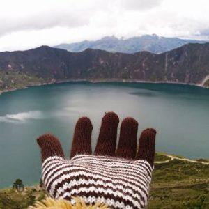 Centro Turístico Laguna de Quilotoa #ecuador🇪🇨 #traveler #quilotoa #allyouneedisecuador #lake #landscape #nature #southam