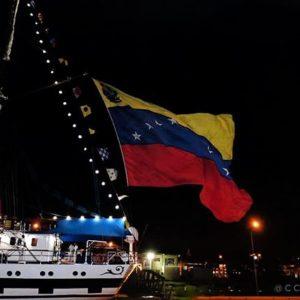 """Guayaquil, Ecuador Tour 'Velas Latinoamérica'  Venezuela 🇻🇪 Buque Escuela Armada Bolivariana """"Simón Bolí"""