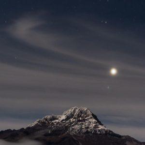 El misterio de la noche. Ilinizas