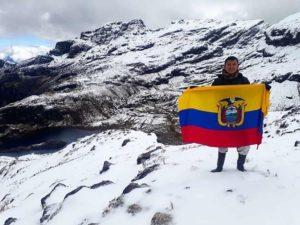 Desde la cumbre del Altar #elAltar #lagunanegra #Ecuador #EcuadorPotenciaTuristic…