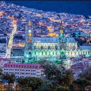 Quito, Ecuador BASÍLICA DEL VOTO NACIONAL - QUITO - PROVINCIA DE PICHINCHA 📸: @alanfalcony #Quito #