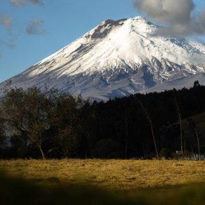 Siempre habrá un momento para poder sacarle una postal a este gran Volcán . . . ....