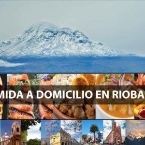 Pedidos de Comida para llevar en Riobamba